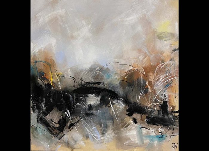 Jogchum Veenstra Kunst - Mother Nature werk 2